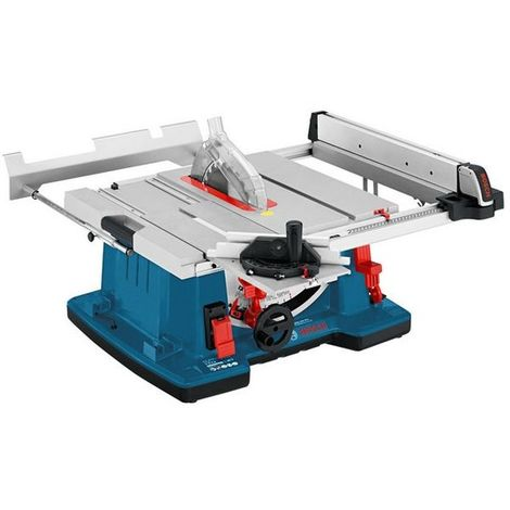 Sierra de mesa Bosch GTS 10 XC