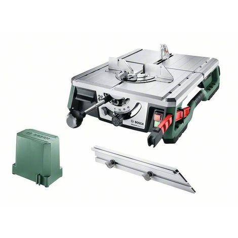 Sierra de mesa NanoBlade Bosch AdvancedTable Cut 52