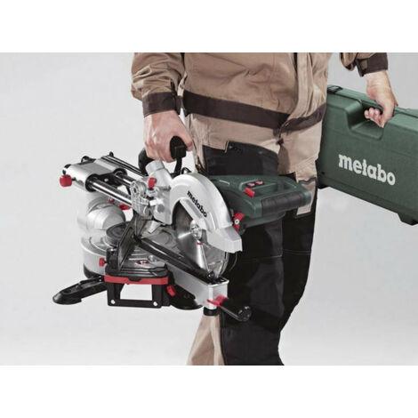 Sierra ingletadora radial METABO 216 mm KGS 216 M - 619260000
