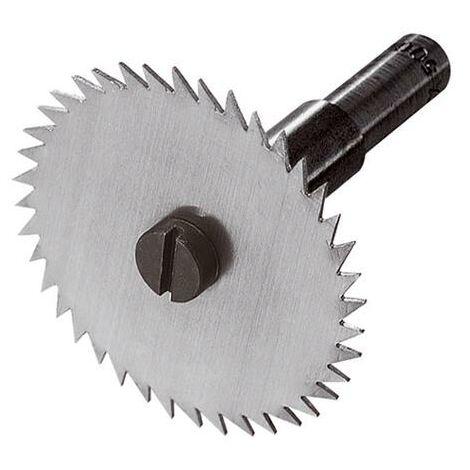 Sierra para hendiduras Ø 45 x 1,5 mm Wolfcraft 3270000
