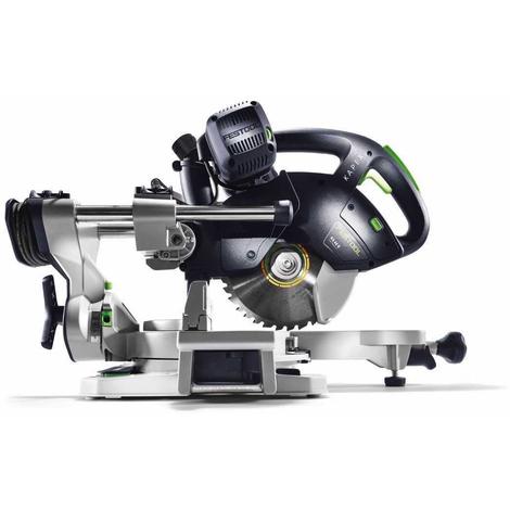 Sierra tronzadora KS 60 E-Set KAPEX Festool