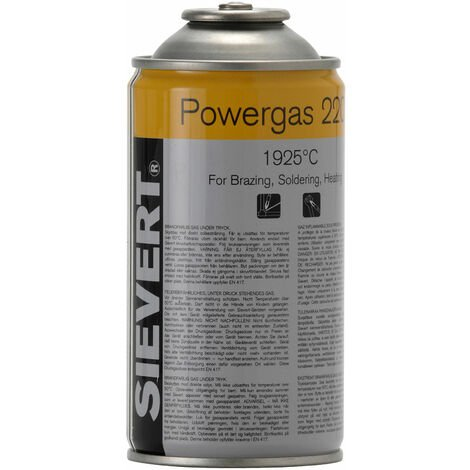 "main image of ""Sievert 220383 Self-Seal Butane & Propane Gas Cartridge 175g"""