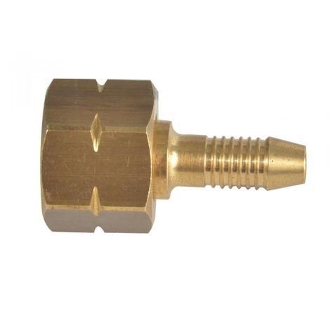 Sievert B1022 38in Left Hand Nut 6mm Tail