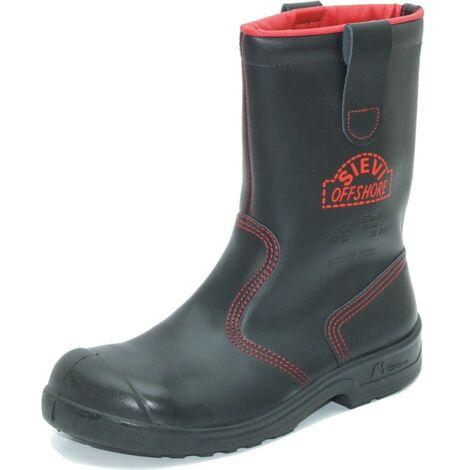 Sievi 4017B 52039-453 Boots Size 7