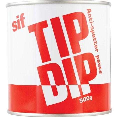 Sif Tip Dip Anti-spatter Paste 500gm