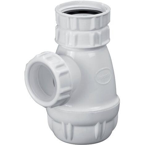 """sifón de bidé vaso pequeño plástico Ø32 G1""""1/4"""