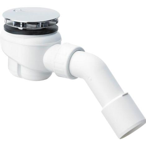 Sifón de ducha Ø 90 en polipropileno Blanco | Blanco