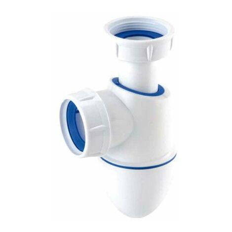 Sifón de fregadero NICOLLL - con juntas integradas - Easyphon - 40mm - 00337 R