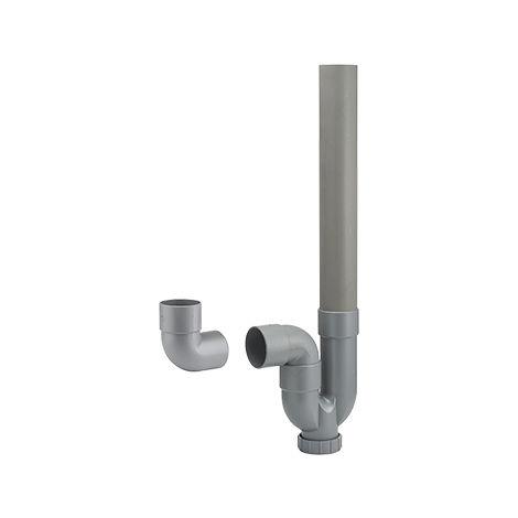 Sifón simple salida horizontal / vertical