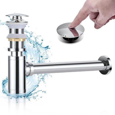 Sifones y accesorios para lavabos