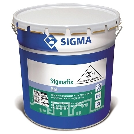 SIGMAFIX - SIGMA - Impression acrylique microporeuse