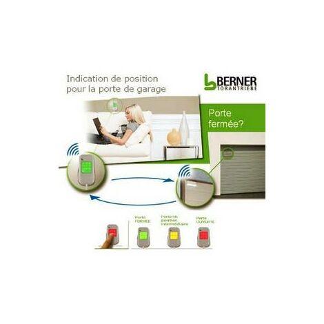 Signal sans fil de position finale pour porte de garage BERNER - ELMSSET.