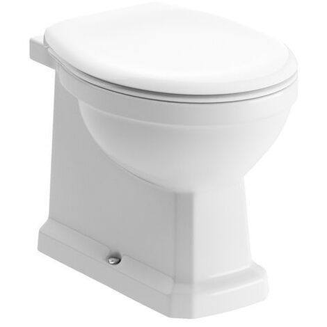 Signature Aphrodite Back To Wall Toilet 535mm Projection - Soft Close Seat