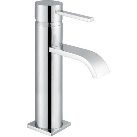 Signature Molto Cloakroom Basin Mixer Tap Single Handle with Waste - Chrome