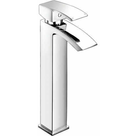 Signature Rima Tall Basin Mixer Tap Single Handle - Chrome
