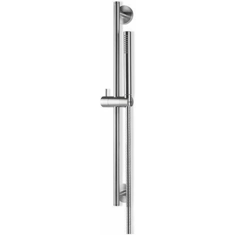 Signature Tiber Shower Slide Rail Kit with Pencil Handset - Stainless Steel