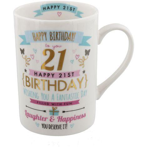 Signography Birthday Pink & Gold Design - 21