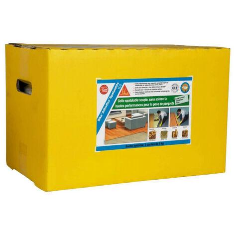 SIKA Adheflex Spatulable Flexible Glue i-Eco - 3 x 6kg
