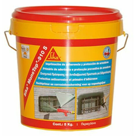 Sika Monotop 910 S cubo 4 kg