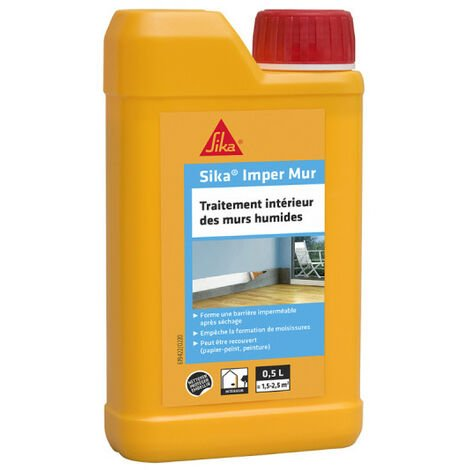 SIKA Resin Wall Impermeable - 500ml