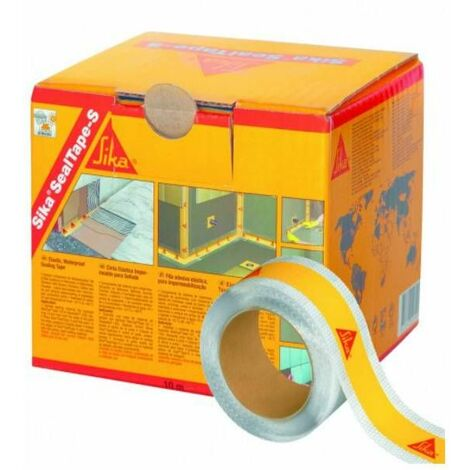 Sika Seal tape rollo 10 mts