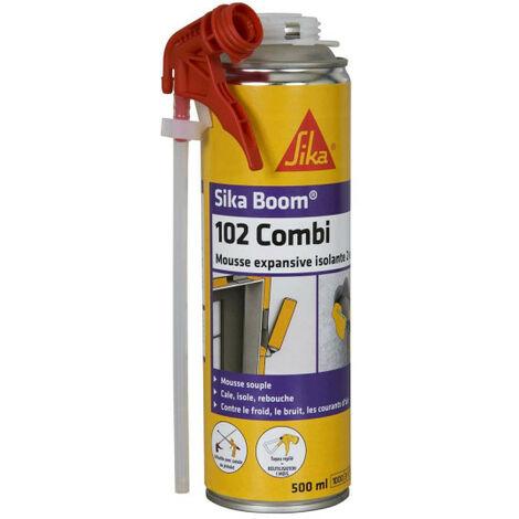 SIKA Sika Boom 102 Combi Expandable Polyurethane Foam - 500ml