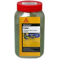 SIKA SikaCem Color Zement, Kalk und Gipspulver - Grün - 900g
