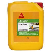 SIKA SikaCem Retarder - 5L Concrete Retarder