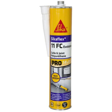 SIKA Sikaflex 11 FC + Evolution Adhesive Putty - White - 300ml