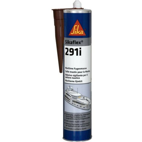 SIKA Sikaflex 291i marine sealant - Wood - 300ml