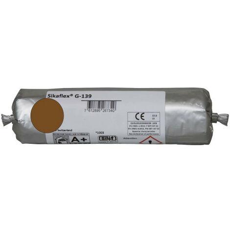 SIKA Sikaflex G 139 SIKA Adhesivo de fraguado rápido - Marrón - 400ml - Marron