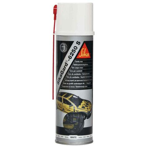 SIKA Sikagard 6250 S anti-corrosion thixotropic wax - White - 500ml