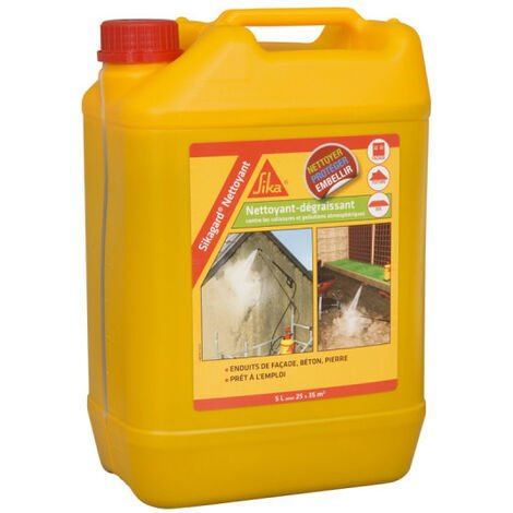SIKA Sikagard Concentrated Cleanser - 5L