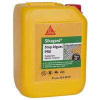 SIKA Sikagard Stop algae algaecide and fungicide treatment PRO - 5L