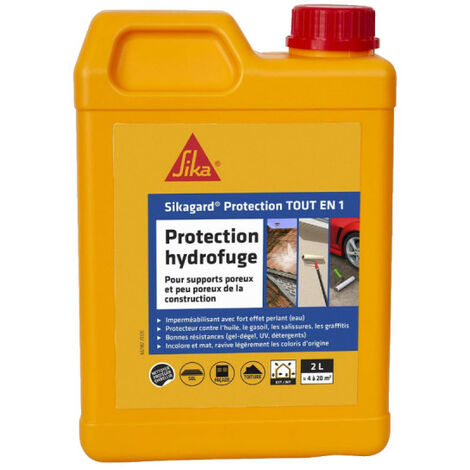 SIKA Sikagard Waterproof Protection Protection All in 1 - 2L