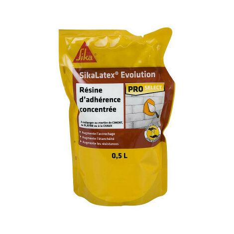 SIKA SikaLatex EVOLUTION Adhesion Resin - 500ml