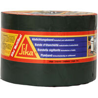 SIKA SikaMultiSeal bituminous waterproofing tape - Alu - 150mm x 10m