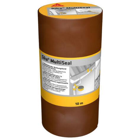 SIKA SikaMultiSeal Cinta bituminosa impermeabilizante - Terracota - 225mm x 10m