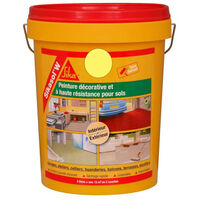 SIKA Sikasol W Einkomponenten-Bodenfarbe - Gelber Sand - 5L