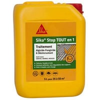 SIKA SikaStop Remedies and Remedies All in 1 - 5L