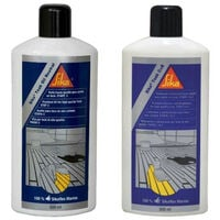 SIKA Sikateak Oil Neutrales Reinigungs- und Meeresschutzpaket - C und B - 500ml