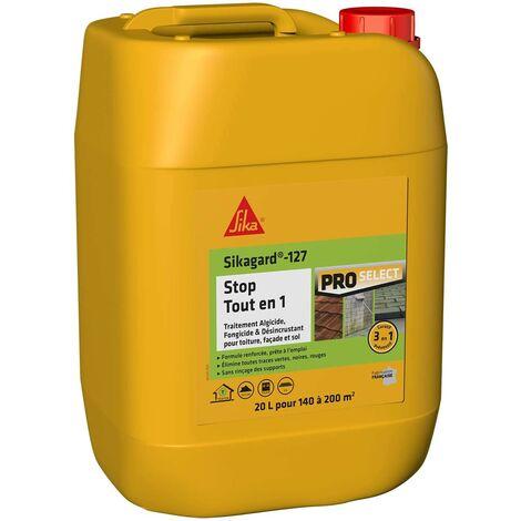 Sika Stop Tout en 1 Traitement curatif et désincrustant 20L