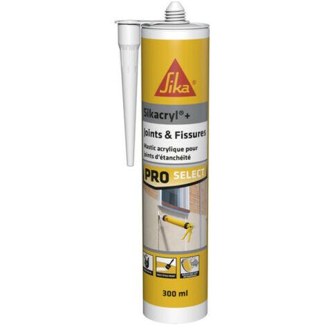Sikacryl+ Mastic acrylique 300ml