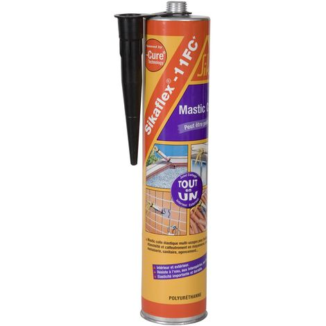 Sikaflex 11 FC+ Mastic Joint et Colle 380g