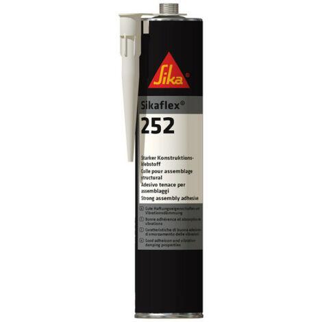 Sikaflex -- Cartouche 252, 300 ml, Blanc (Par 12)