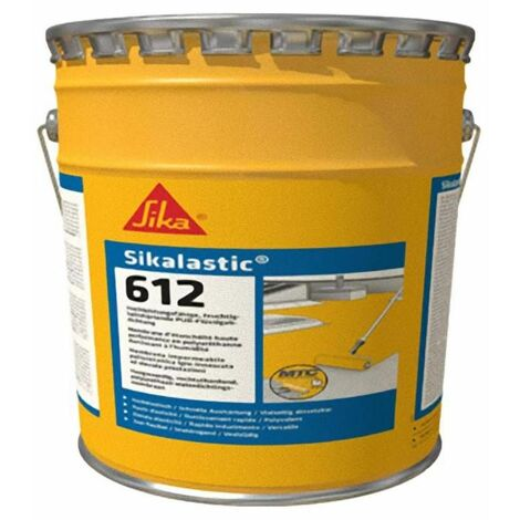Sikalastic 612 Gris bote 21,3 kg