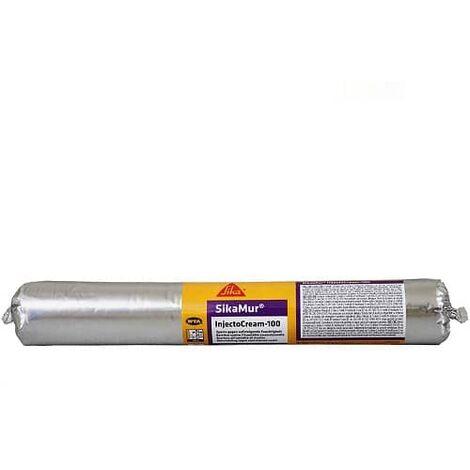 SikaMur InjectoCream 100 Tratamiento humedad en paredes Blanco