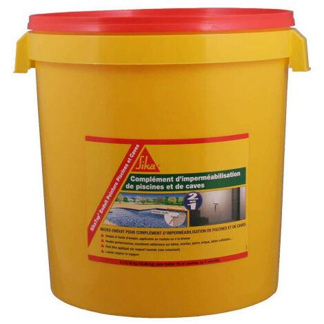 SikaTop SikaTop Micro-mortero pre-medido Revestimiento de Piscinas y Bodegas - 18.48kg