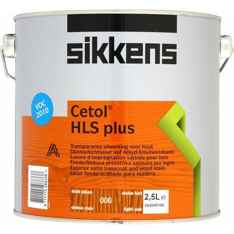 Sikkens Cetol Hls Plus 2.5L (select colour)