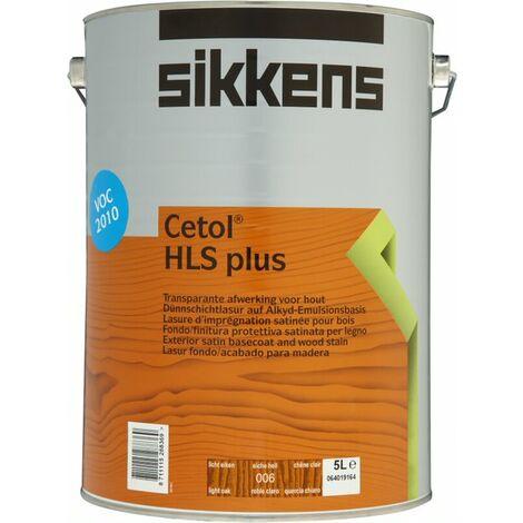 Sikkens Cetol Hls Plus 5L (select colour)